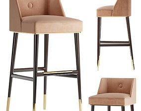 3D model Bar chair GETZ