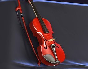 3D ViolinParksons CV101