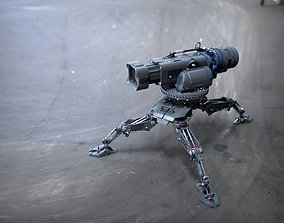 Camera bot 3D