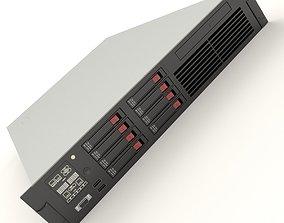 3D model HP Server