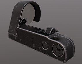 Rifle sight OKP-7 Osa 3D model