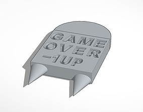 tombstone 3D printable model