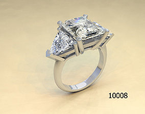 Ring rings jewelry 3D print model