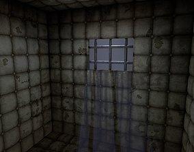 Insane Asylum Padded Cell 3D model
