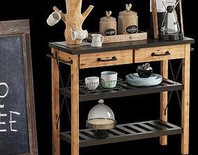 giulia Coffee table 3D