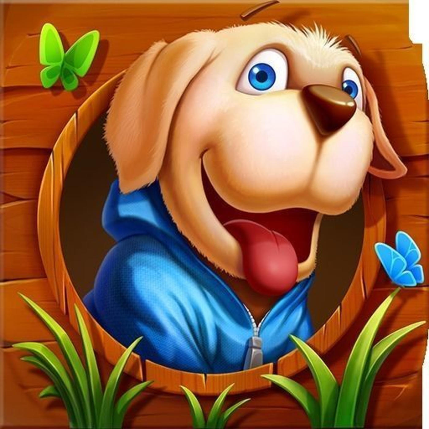 PUPPIES OUT Endless Runner Games