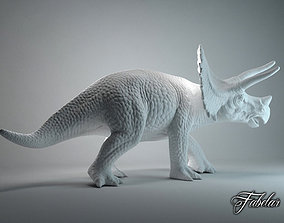 Triceratops FREE printable