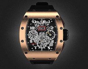 3D model Richard Mille Watch