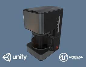 Coffee Maker 3D model VR / AR ready