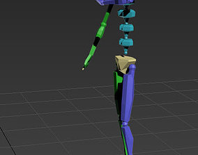Look at the watch 14 3D model