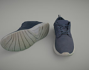 3D model realtime Sneakers style