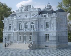 Castle home 3D