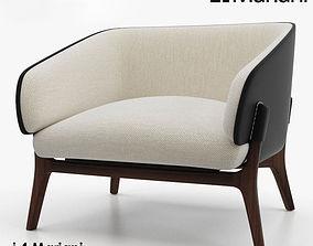 i 4 Mariani Savile Row Chair 3D model