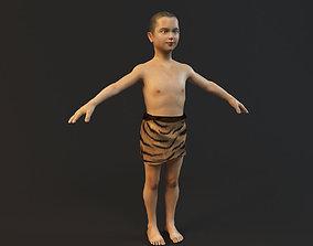 primitive ancients forefathers hominids eld- 3D asset