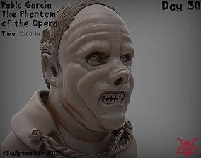 Phantom Of The Opera Bust 3D printable model