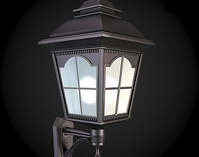 building Street Light 3D