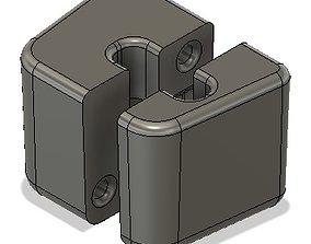 3D print model Jaguar Landrover Cupholder iPhone Dock