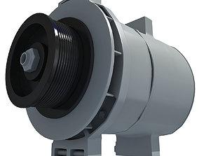 Silver Engine Part 6 3D