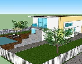 3D House project