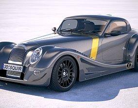Morgan Aero GT 2018 3D model
