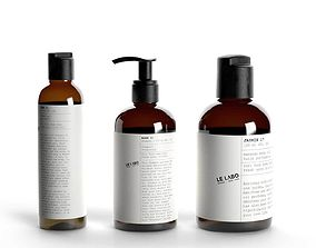 facial 3D model Body Care Products 03
