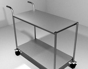 Trolley Kitchen 3D model