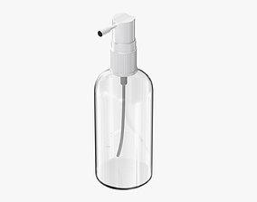 3D model realtime Spray Bottle