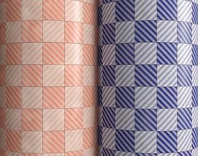 3D Materials 23- Pattern Tiles PBR