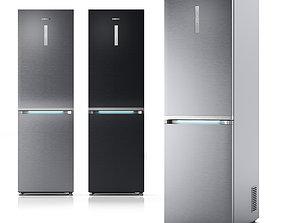 3D Samsung Classic Fridge Freezer