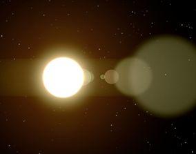 The Sun 3D