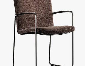 3D model Chair Lx195 Talos Leolux