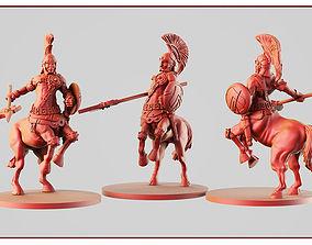 3D printable model Centaur miniature