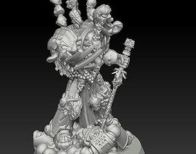 3D print model ABBY the LORD OF DESPAIR