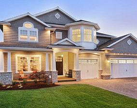 3D model Home big