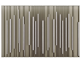 Bamboo Wall Covering Panel by Laurameroni 3D