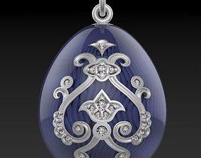 Easter egg Faberge 3D printable model