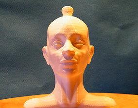 MEMORY HEAD 3D printable model