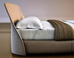 3D model Giorgetti - Altea bed