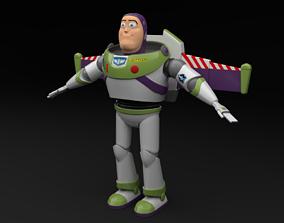 3D Buzz Lightyear movies
