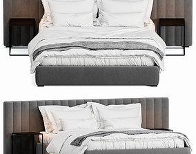 Bed Rh Modena 3D