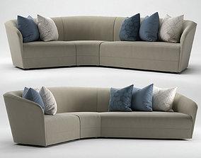 Michael Reeves Eaton Sofa 3D cushion