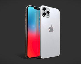 Iphone 12 Pro 3D asset realtime