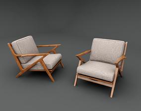 Soto Chair 3D model