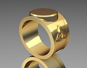 3D printable model Celtsring