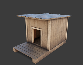 3D architecture Doghouse
