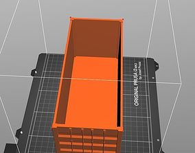 container 20ft - open top 3D printable model