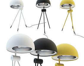 Lightyears Radon nigra Table lamp 3D model