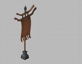 3D Dynasty War - Flag 2701