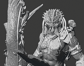 3D print model Predator toy