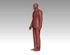 3D printable model Agent hitman